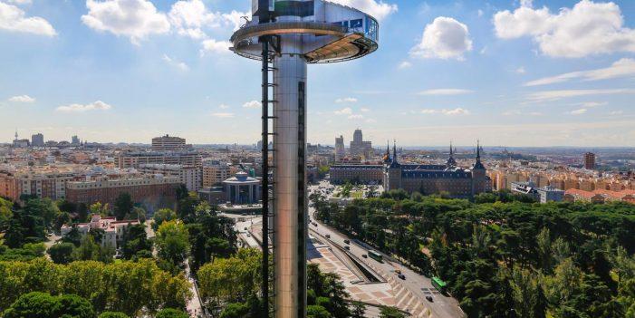 马德里一座大隐隐于市的公园