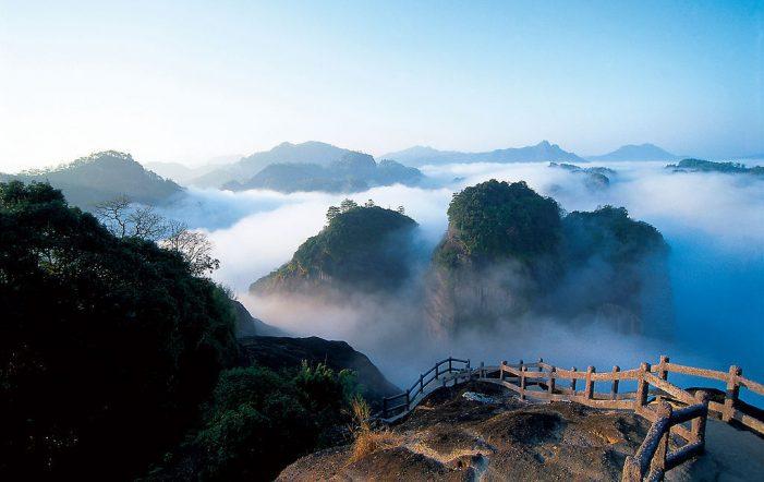 中国最美的40个旅游景点 – 福建武夷山