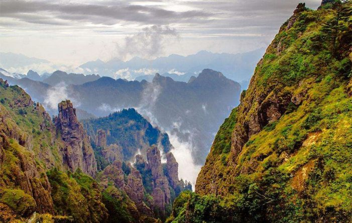 中国最美的40个旅游景点 – 湖北神农架