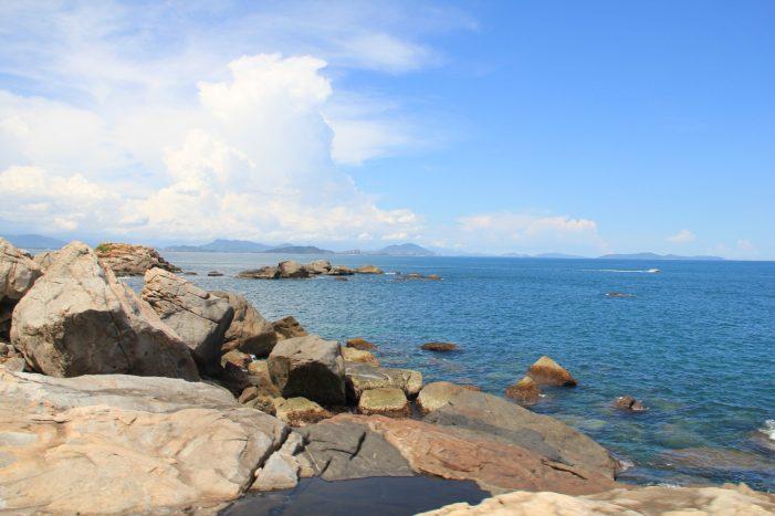 中国最美的40个旅游景点 – 海南省亚龙湾