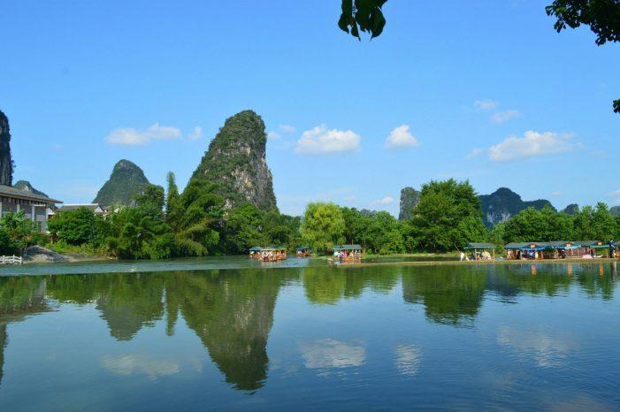 中国最美的40个旅游景点 – 广西阳朔