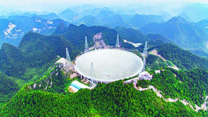 中美科技冷战:盘点世界领先的七大中国科技