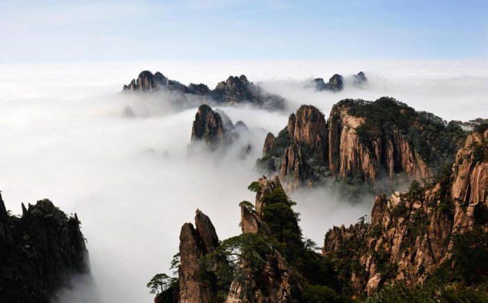 中国最美的40个旅游景点 – 安徽黄山