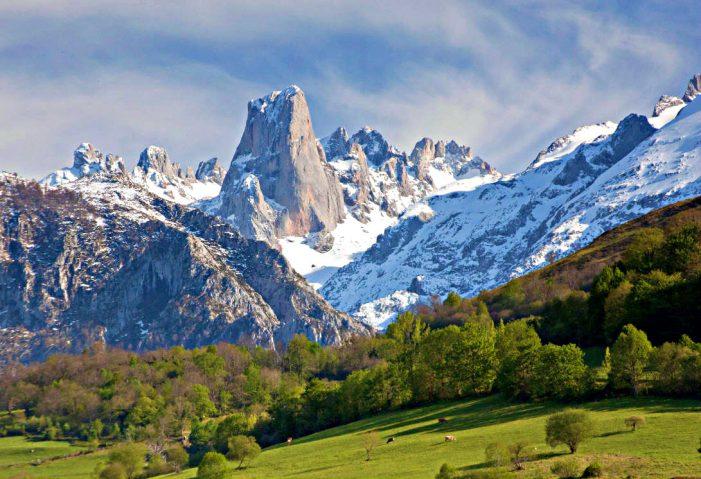 西班牙坎塔布连-欧洲之尖