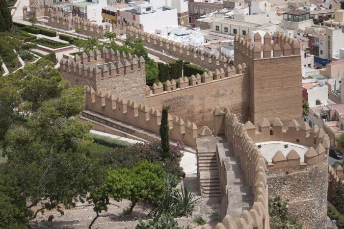 阿尔卡萨巴堡垒,阿尔梅里亚