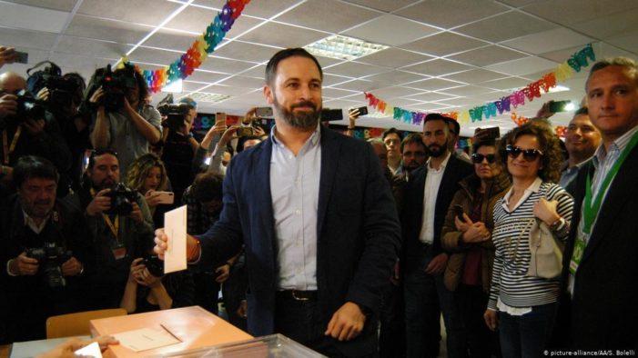 西班牙大选极右翼党突起 新联合政府恐再度难产