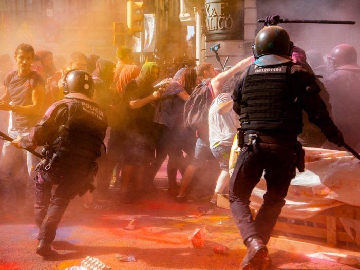 西班牙6个月内举行第二次大选 巴塞罗那加强警力