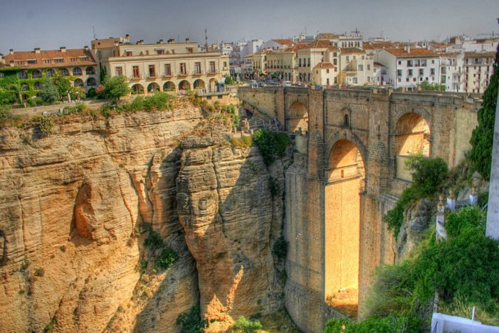 龙达(Ronda)-最适合私奔的城市