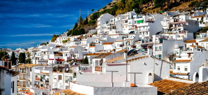 米哈斯(Mijas)-白色小镇