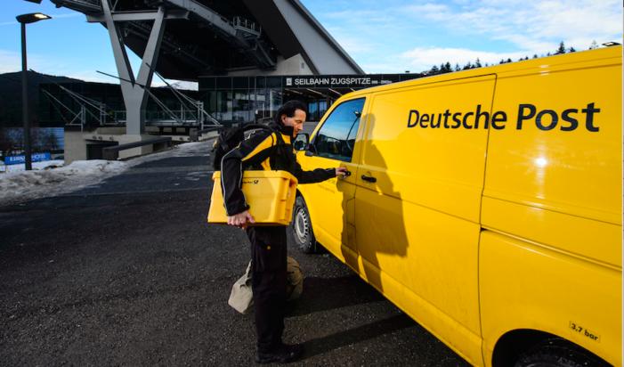 欧洲震动!德国邮政已不接收发往中国的包裹