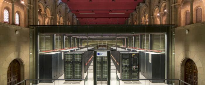 """巴塞罗那超算中心被选作""""欧洲高性能计算共同计划""""地点之一"""