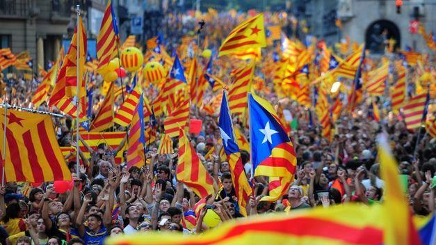 假如加泰罗尼亚(巴塞罗那)地区独立出西班牙怎么办