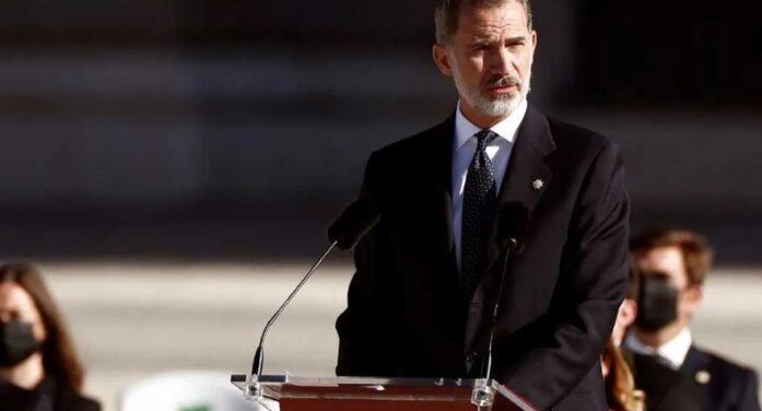 """国王出访加泰罗尼亚 加泰主席""""提醒""""国王要遵守疫情措施"""