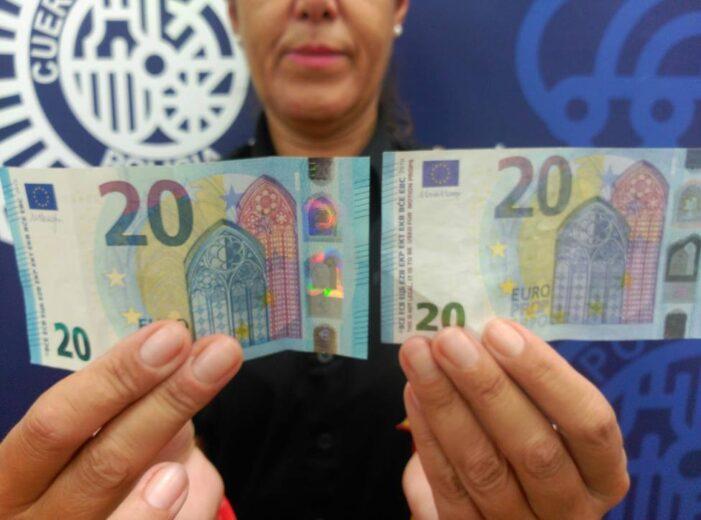 欧元假钞出现在七个城市 西班牙直接用打印机印钱 意大利假钞质量高