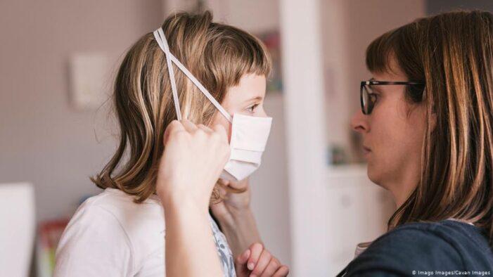 儿童感染新冠 后果可能很严重